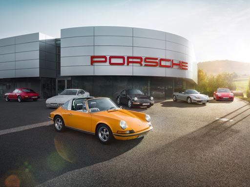 Porsche Classic Zertifikat