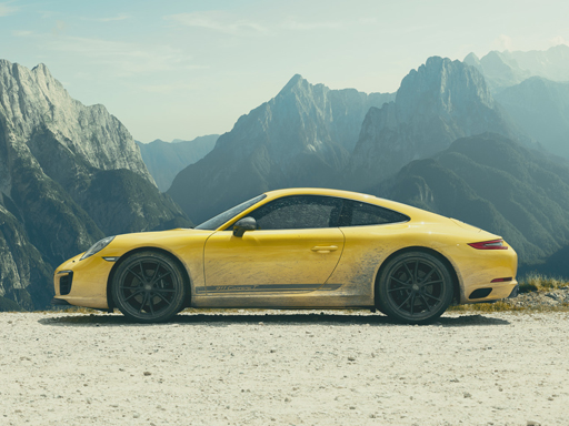 Exklusives Leasingangebot für gewerbliche Kunden: 911 Carrera T