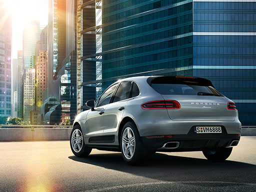 Exklusives Leasingangebot für private Kunden: Porsche Macan