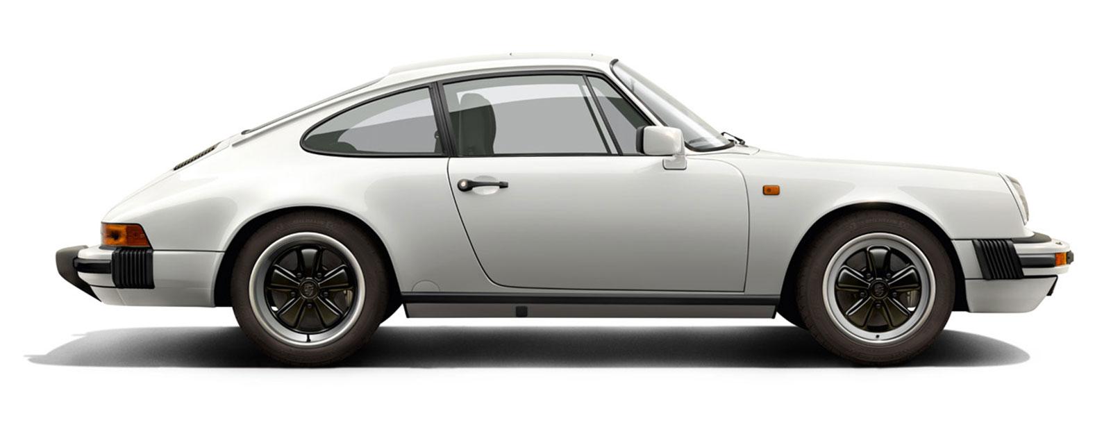 Porsche Classic Partner | Classic Ersatzfahrzeug