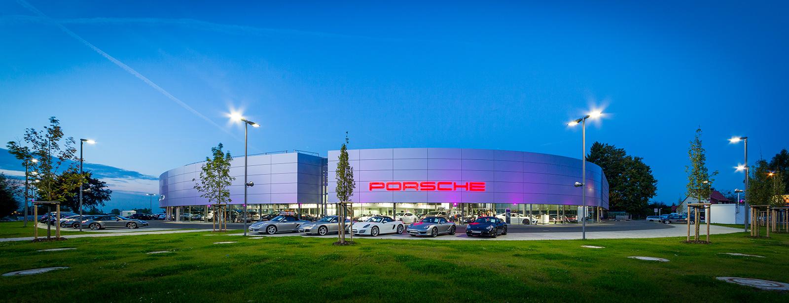 Porsche Zentrum N 252 Rnberg 187 Herzlich Willkommen